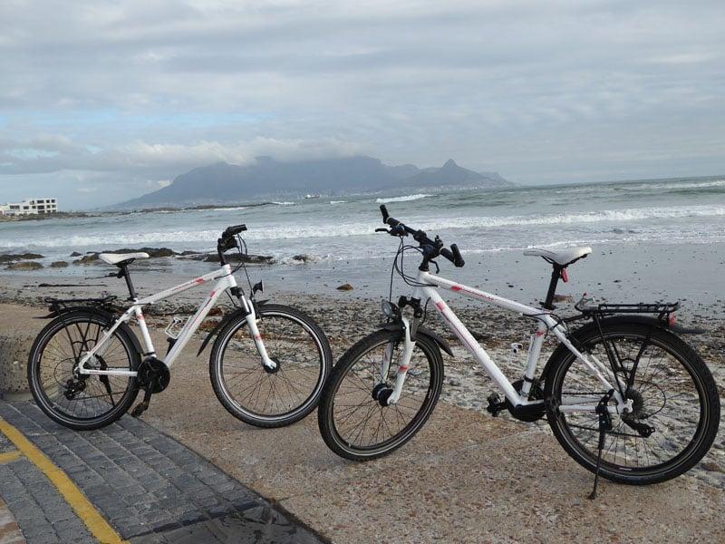 Absolut tours & safaris bicycles
