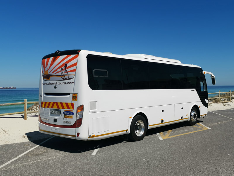 Absolut tours & safaris Luxury Coaches
