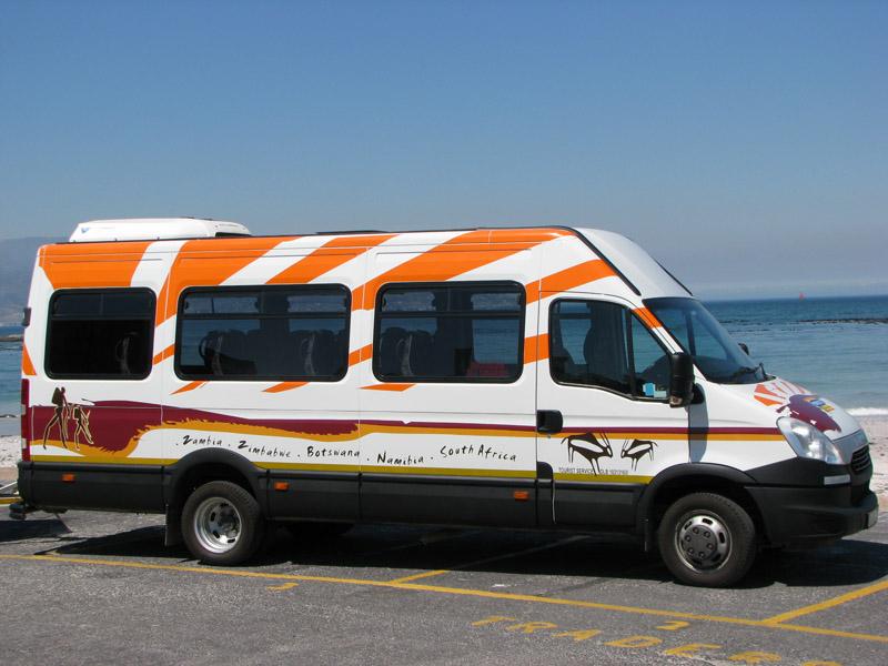Absolut tours & safaris Minibuses