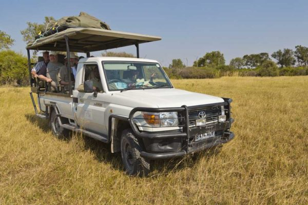 Soft adventure tours Game drive
