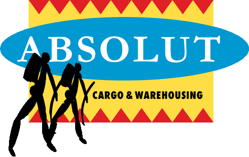 Absolut Cargo and Warehousing logo