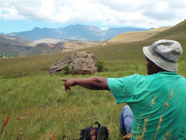 Hiking tours Drakensberge