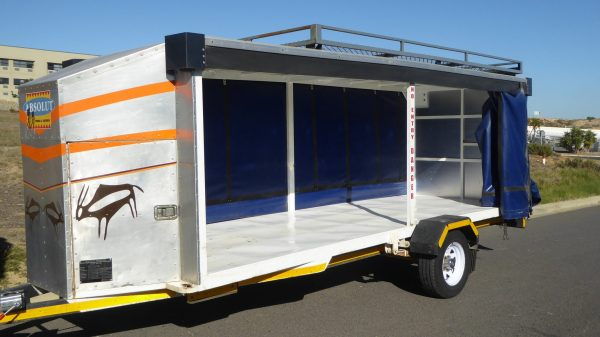 Absolut Cargo Trailers